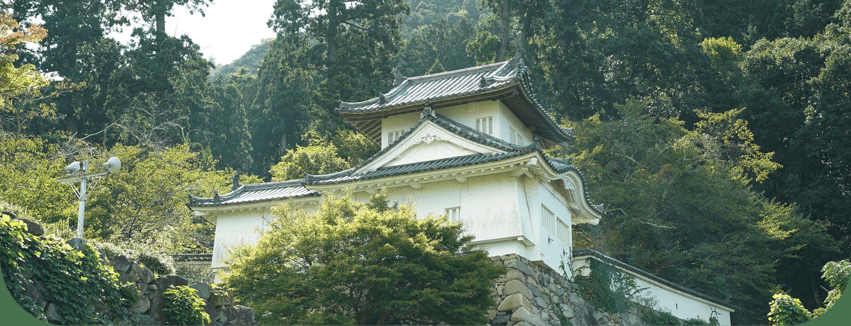「古事記」「日本書紀」にも登場のいにしえの町、城下町出石。
