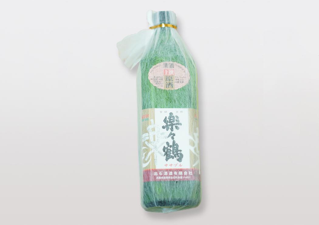 楽々鶴原酒