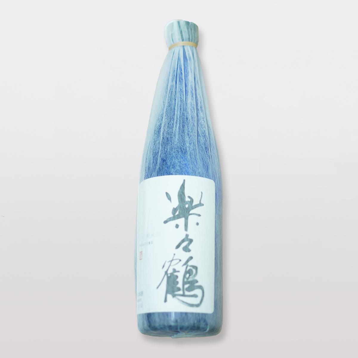 楽々鶴純米酒