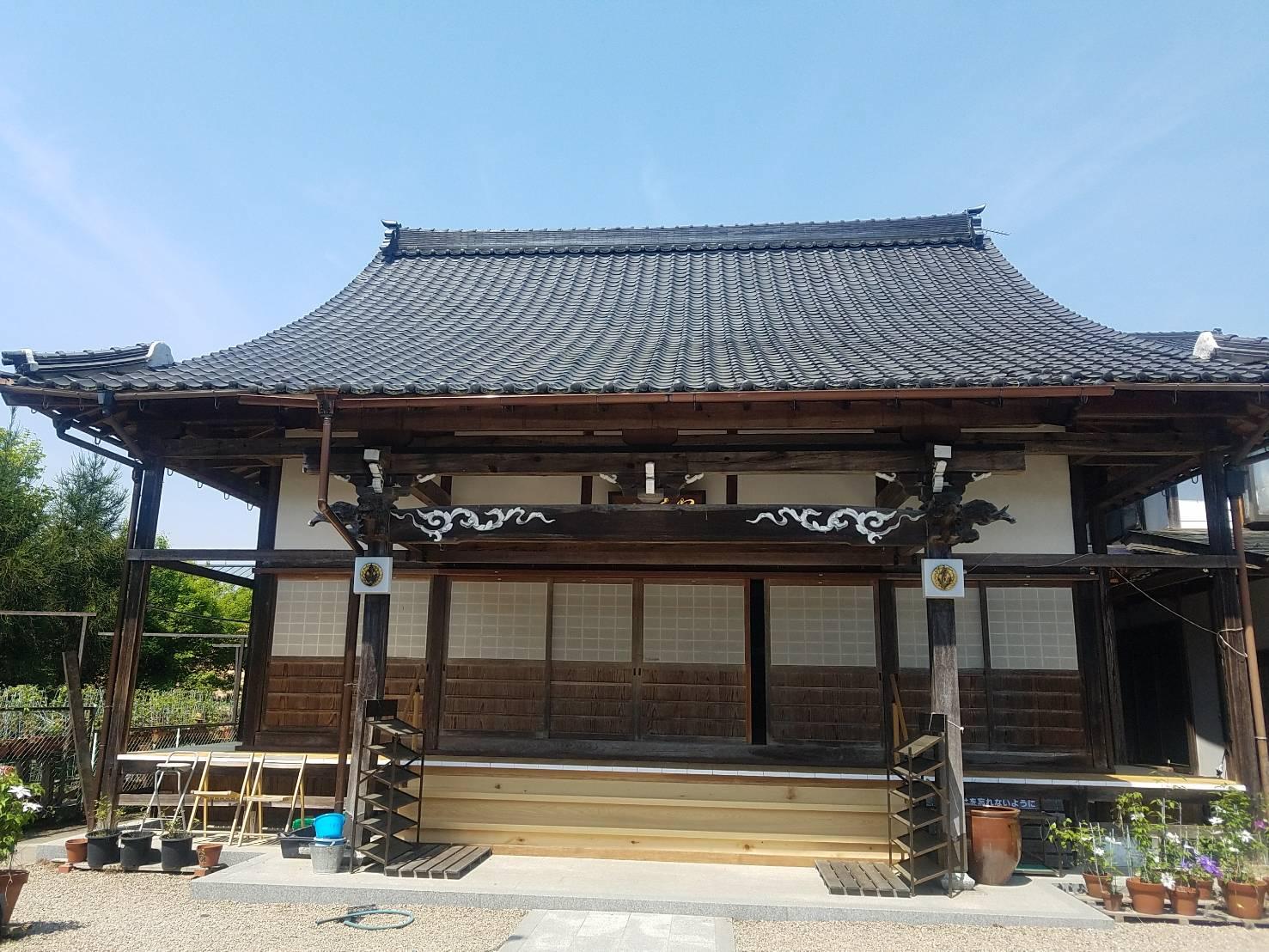 出石 本覚寺