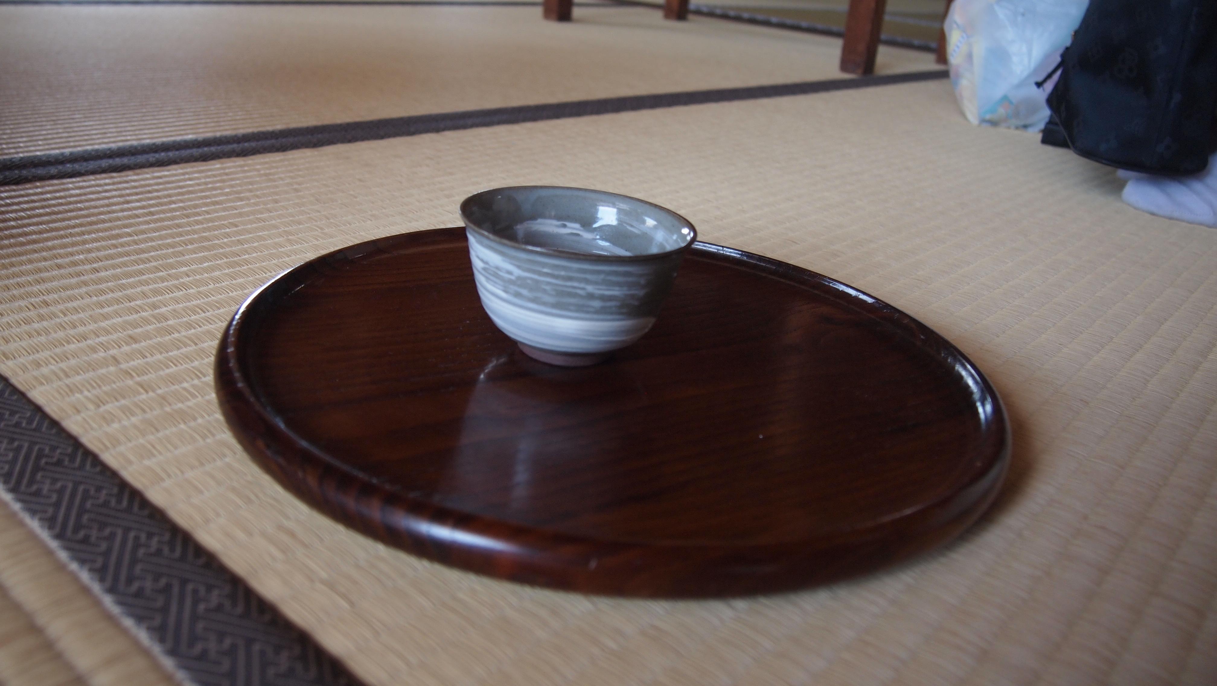 甘茶 見性寺