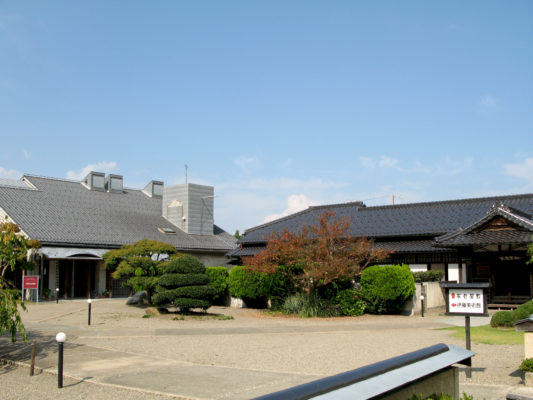 家老屋敷と伊藤清永美術館
