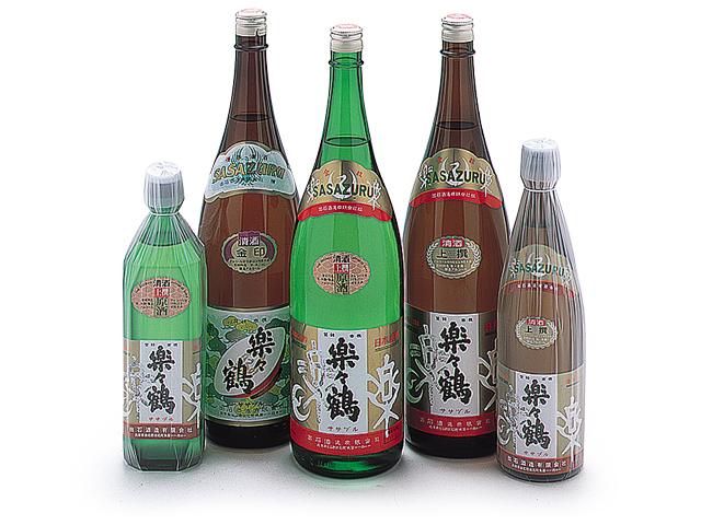 楽々鶴(ささづる)