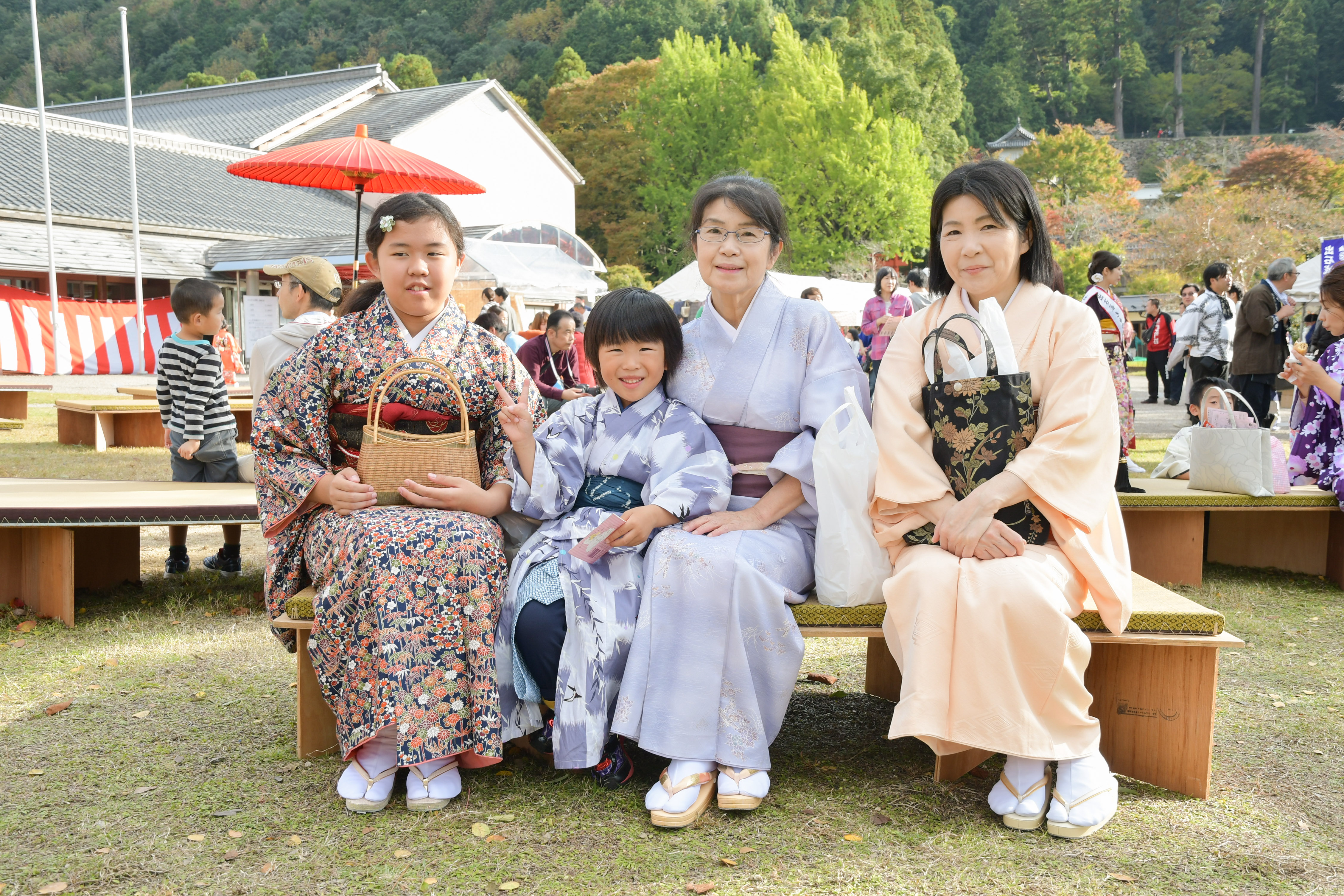 出石藩きもの祭り 2018年