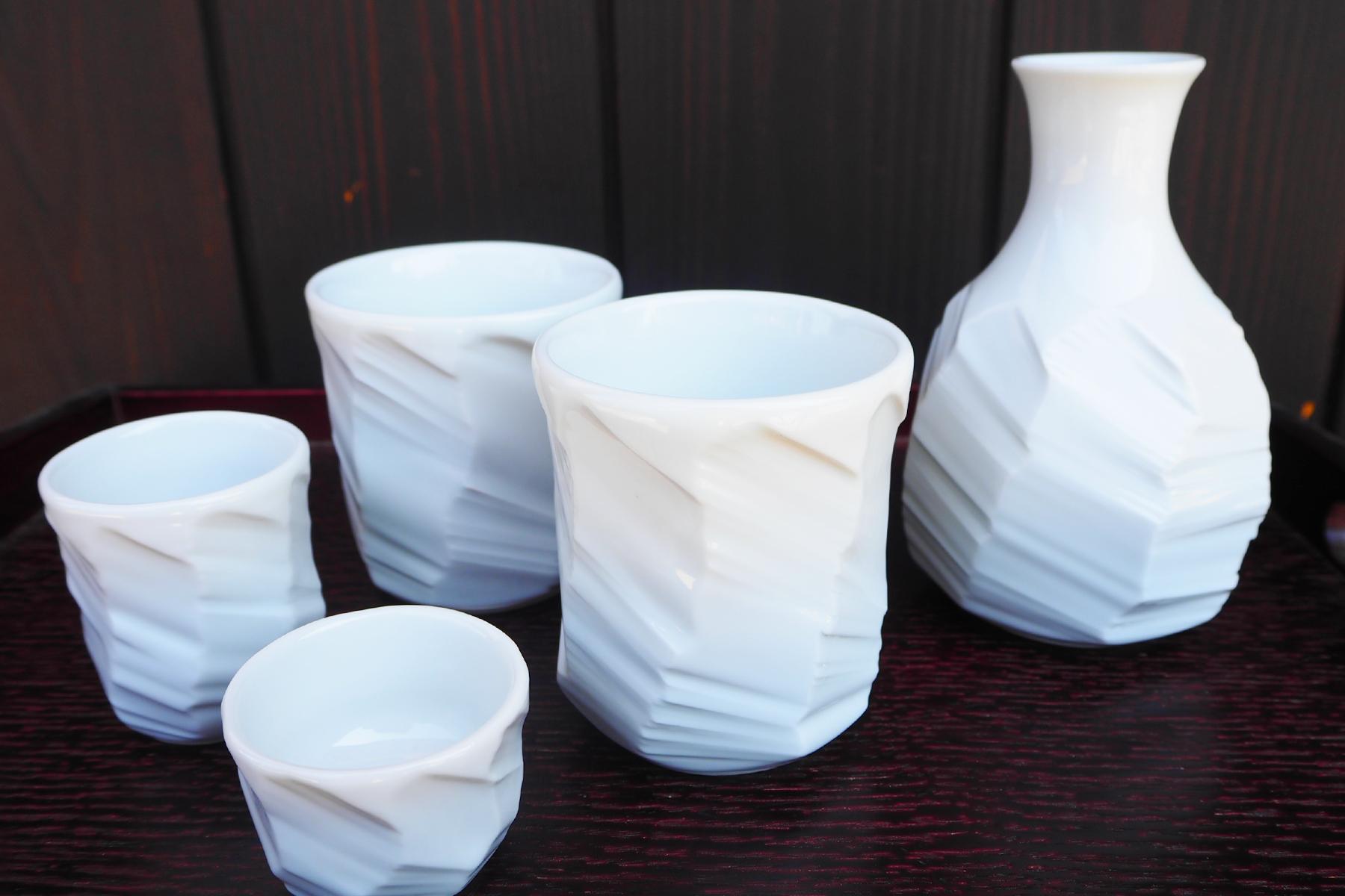 山本製陶所 出石焼 湯呑