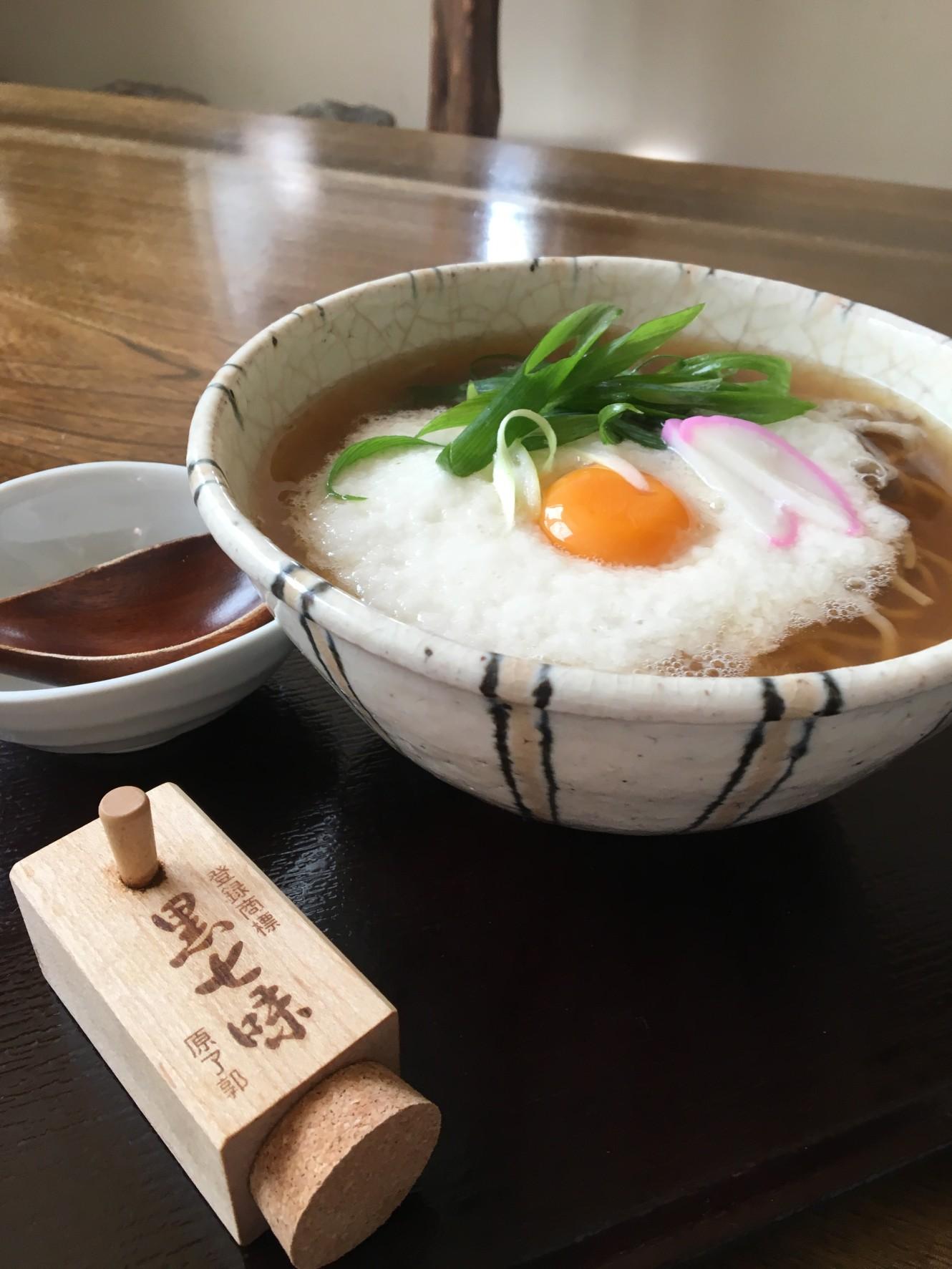 【夏季限定】すだち蕎麦