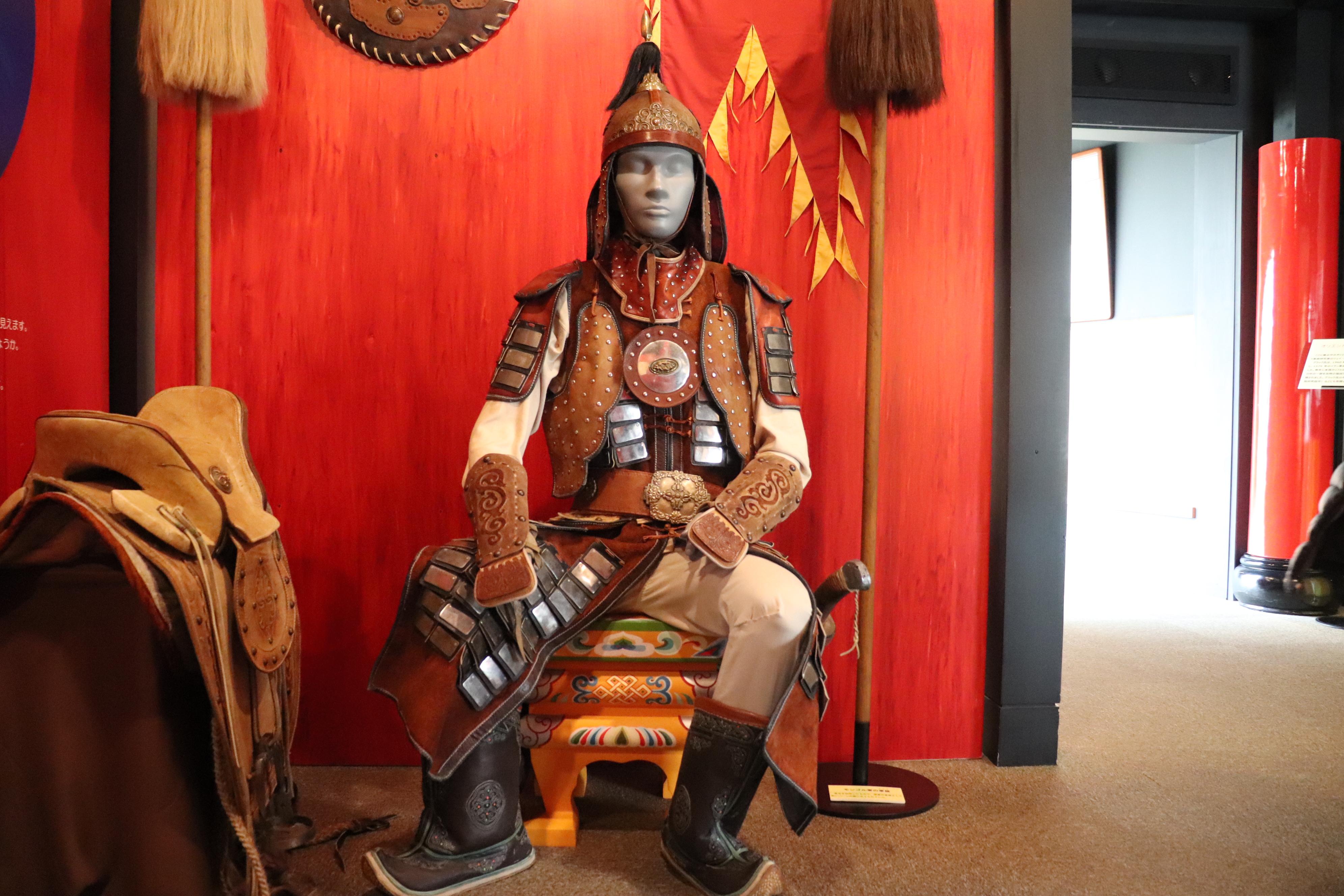モンゴル博物館
